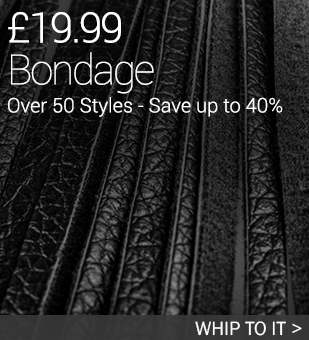 Bondage Gear & Fetish Wear Offer 3 - 20% Off Metal Bondage