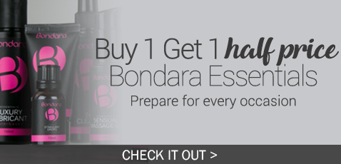 Sex Aids Offer 2 - 3 For 2 On Bondara Essentials