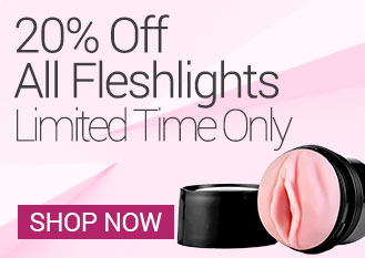 20% Off Fleshlights