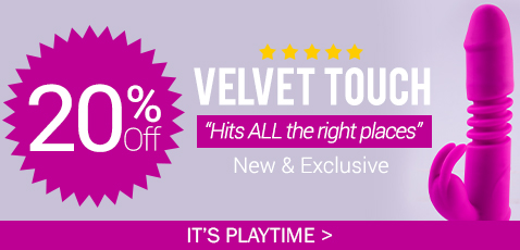 Vibrators Offer 2 - Velvet Touch