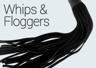 Floggers, Whips & Ticklers
