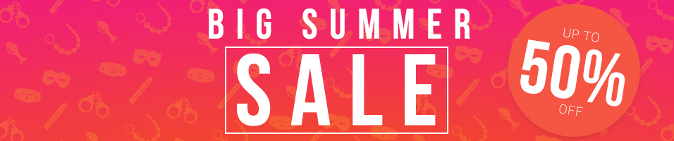 Bondage Summer Sale
