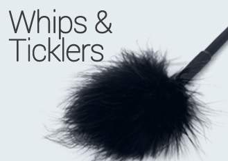 Beginners Floggers, Whips & Ticklers