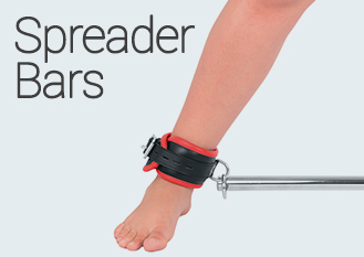 Arm & Leg Spreader Bars