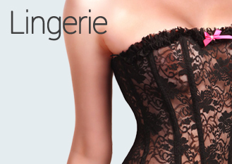 Browse Our Sexy Lingerie and Underwear